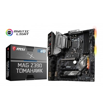 PLACA BASE MSI Z390 TOMAHAWK