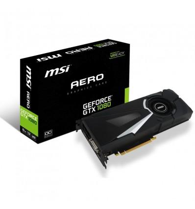 TARJETA GRAFICA MSI GTX 1080 AERO 8GB