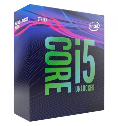 PROCESADOR INTEL I5 9600K 3.7GHZ SOCKET 1151C