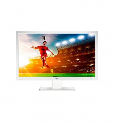 "MONITOR LG 27"" 27MB65PY-W IPS WHITE"