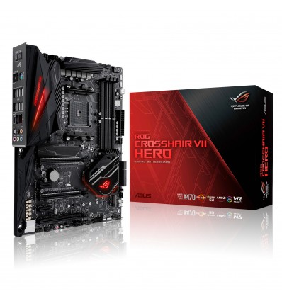 PLACA BASE ASUS ROG CROSSHAIR VII HERO X470