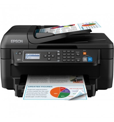 IMPRESORA EPSON WORKFORCE WF-2750DWF