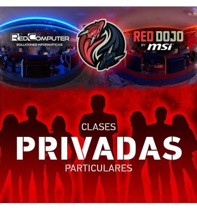 CLASES PRIVADAS CLIENTE FUERA DE LA ACADEMIA