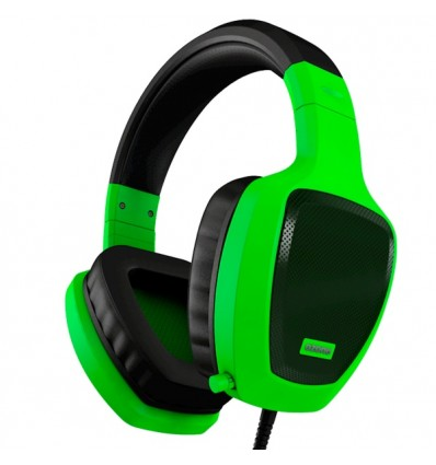 Auriculares OZONE Rage Z50 Verde