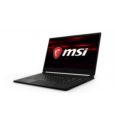 PORTATIL MSI GS65 STEALTH 8SE-038ES RTX 2060