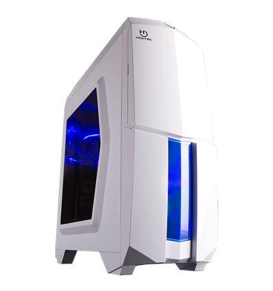 CAJA HIDITEC GAMING NG-X1 BLANCA - HIDITEC GAMING NG-X1 WHITE