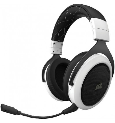 AURICULAR CORSAIR HS70 WIRELESS 7.1 BLANCO