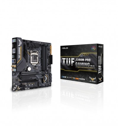 PLACA BASE ASUS TUF Z390M-PRO GAMING WIFI