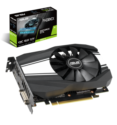 GRAFICA ASUS PH GTX1660TI 6GB
