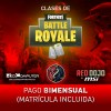 CLASES FORTNITE RED DOJO BY MSI PAGO BIME