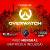 CLASES OVERWATCH RED DOJO BY MSI PAGO MENSUAL