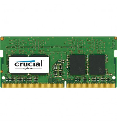 Memoria RAM CRUCIAL 16GB SODIMM DDR4 2400MHz