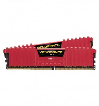 MEMORIA CORSAIR 16 GB (2X8) DDR4 4000 VENGEANCE LX