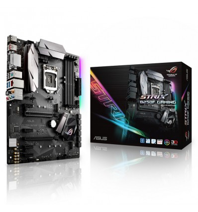PLACA BASE ASUS STRIX B250F GAMING 1151K